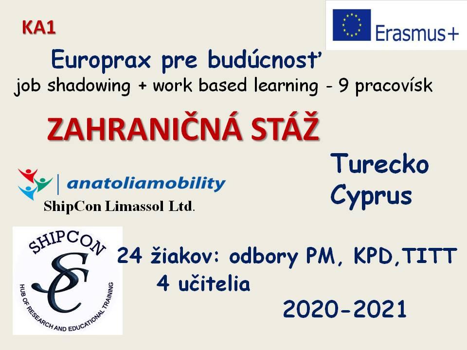 1 Europrax pre budúcnosť II