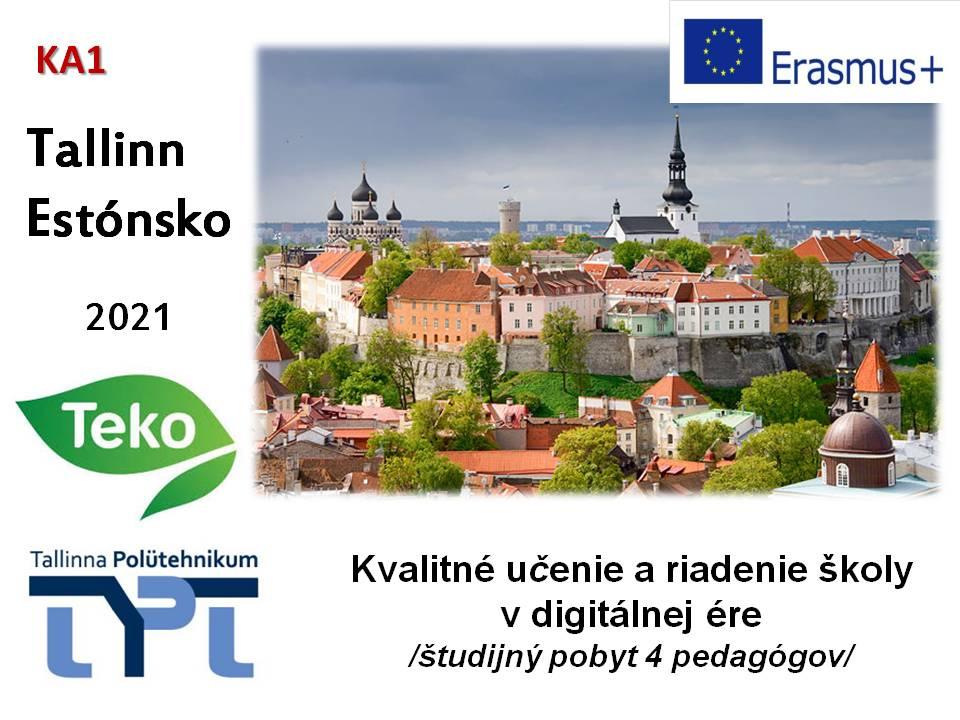 1 projekt Tallinn