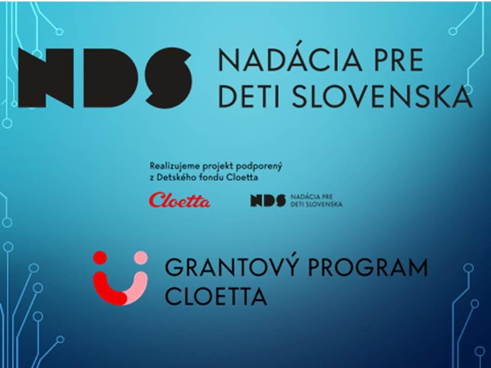 logo NDS + Cloetta